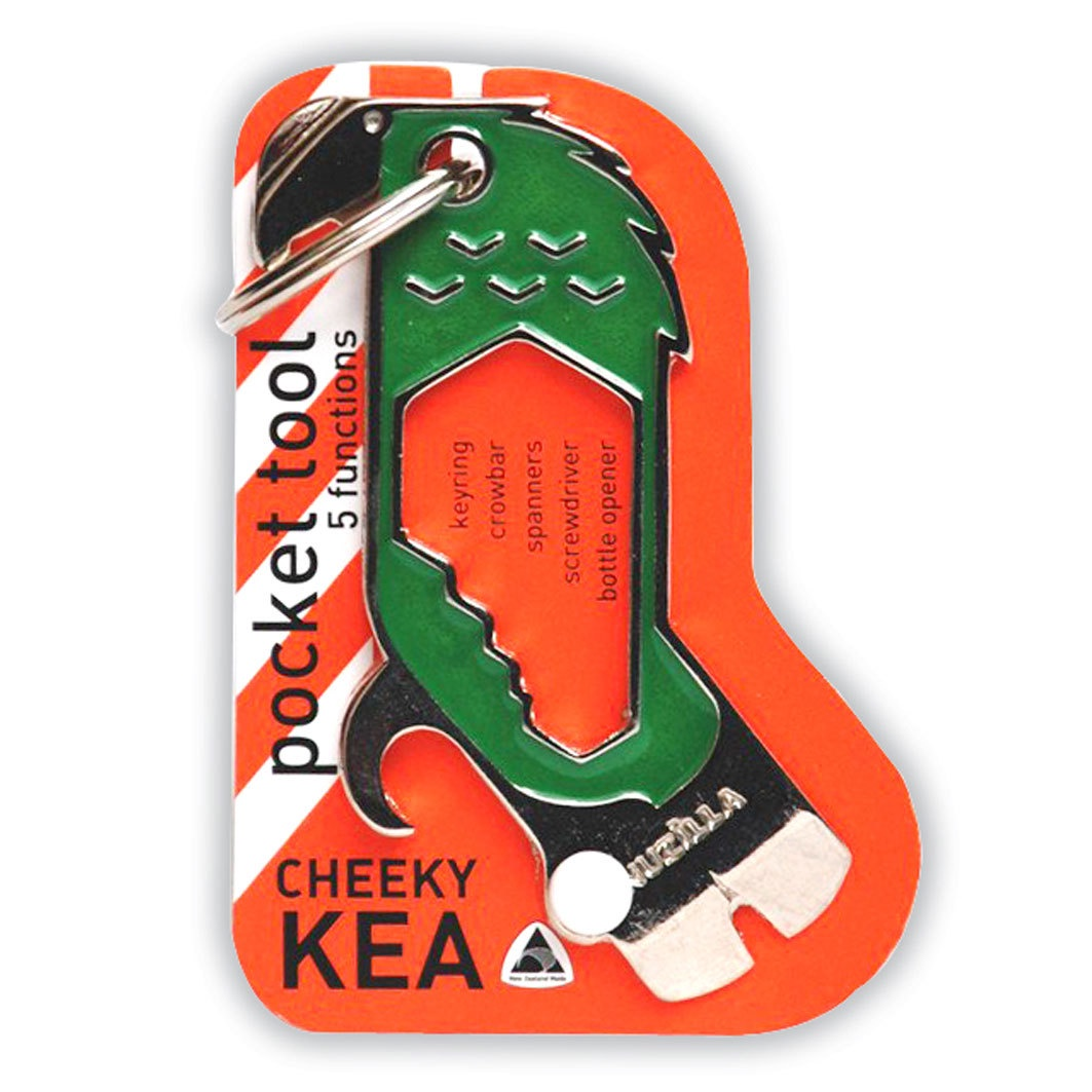 Cheeky Kea Pocket Tool