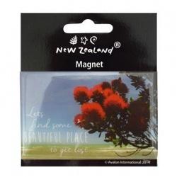 magnet NZ pohutakawa