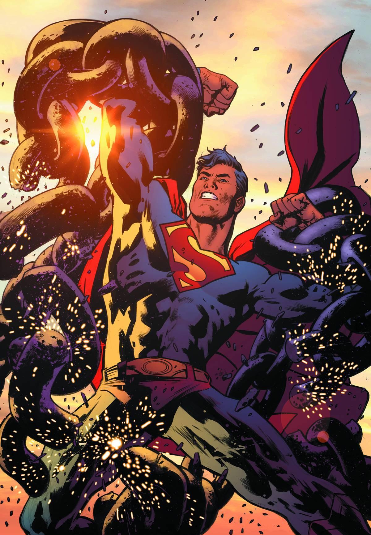 Adventures of Superman Vol 01