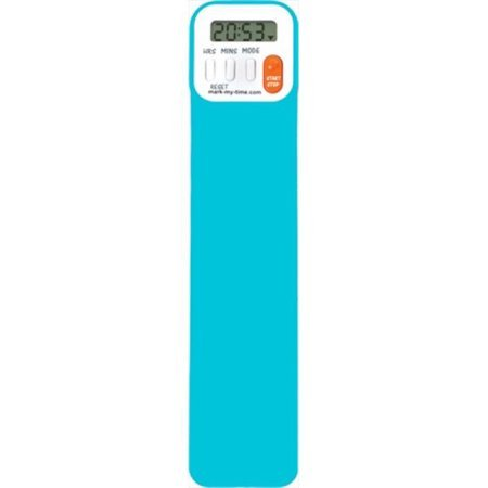 RTG 7000279 MMT BOOKMARK BRIGHT AQUA