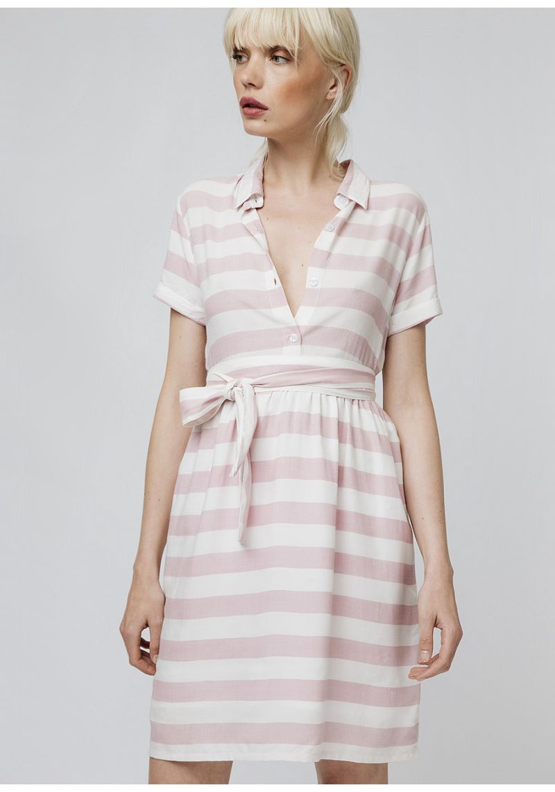 Compania Fantastica Stripe Dress
