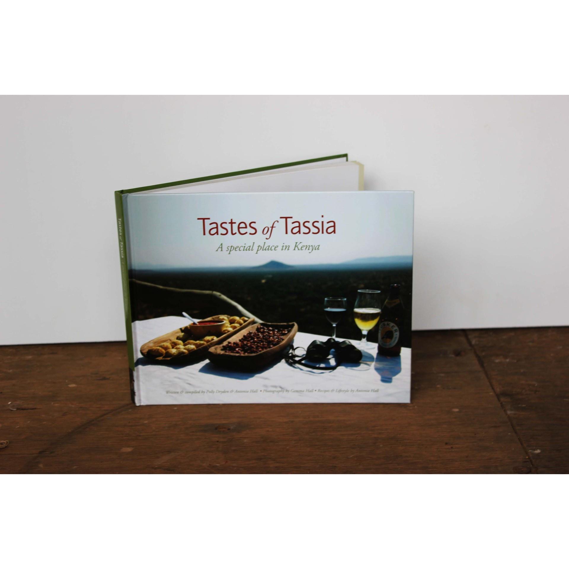 Tassia cook book