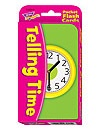 T 23015 TELLING TIME POCKET FLASH CARDS
