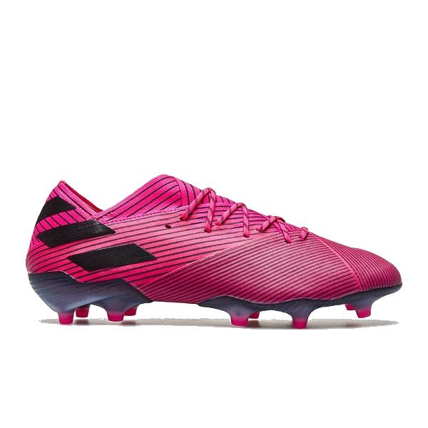 adidas Nemeziz 19.1 FG Shopnk/Cblack/Shopnk