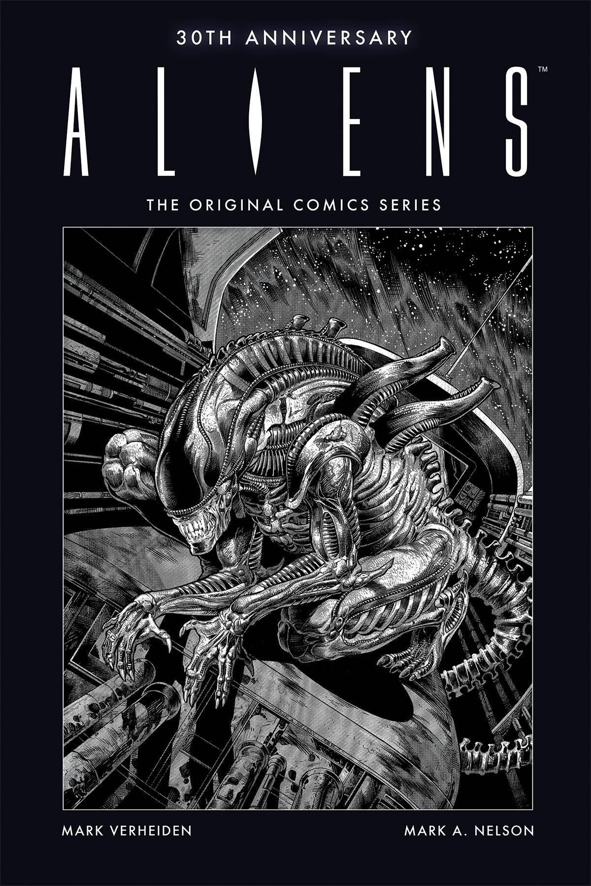 Aliens 30th Anniversary Original Comics Series HC