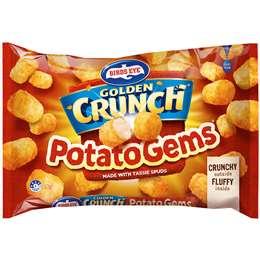 Birds Eye Golden Crunch Frozen Potato Gems 1kg