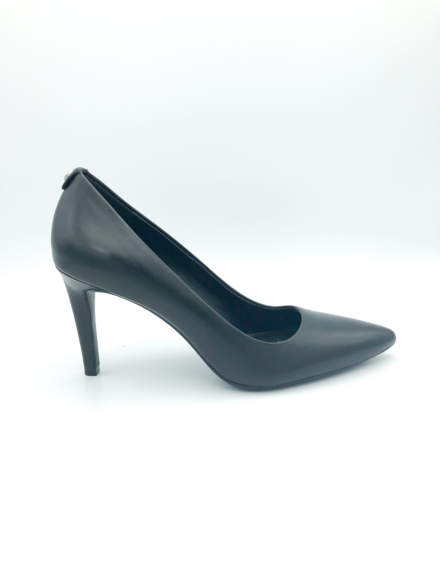 7ec96027152e MICHAEL KORS - DOROTHY FLEX PUMP IN BLACK - the Urban Shoe Myth
