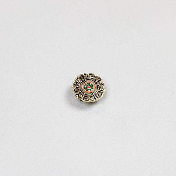 Bedlam Target Enamel Pin
