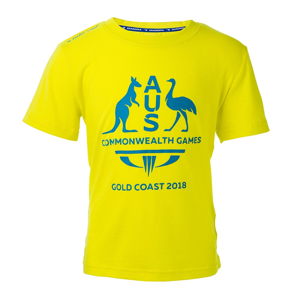 Team Australia Kid's Logo T-Shirt