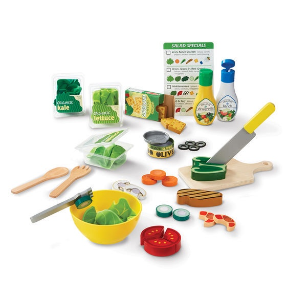 MD 9310 SLICE & TOSS SALAD SET