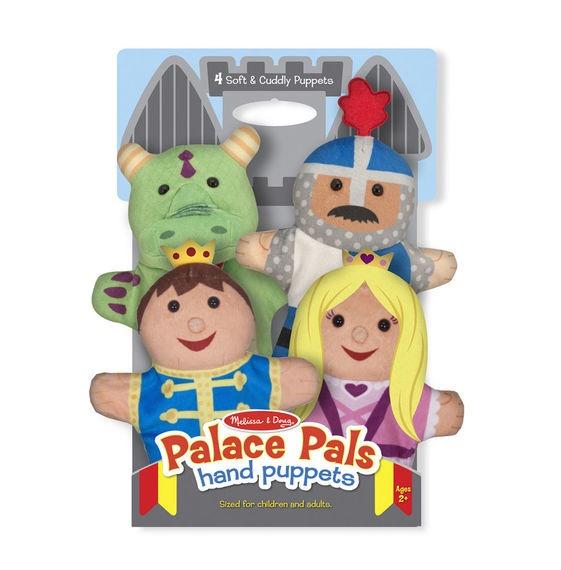 X MD 9082 PALACE PALS HAND PUPPETS