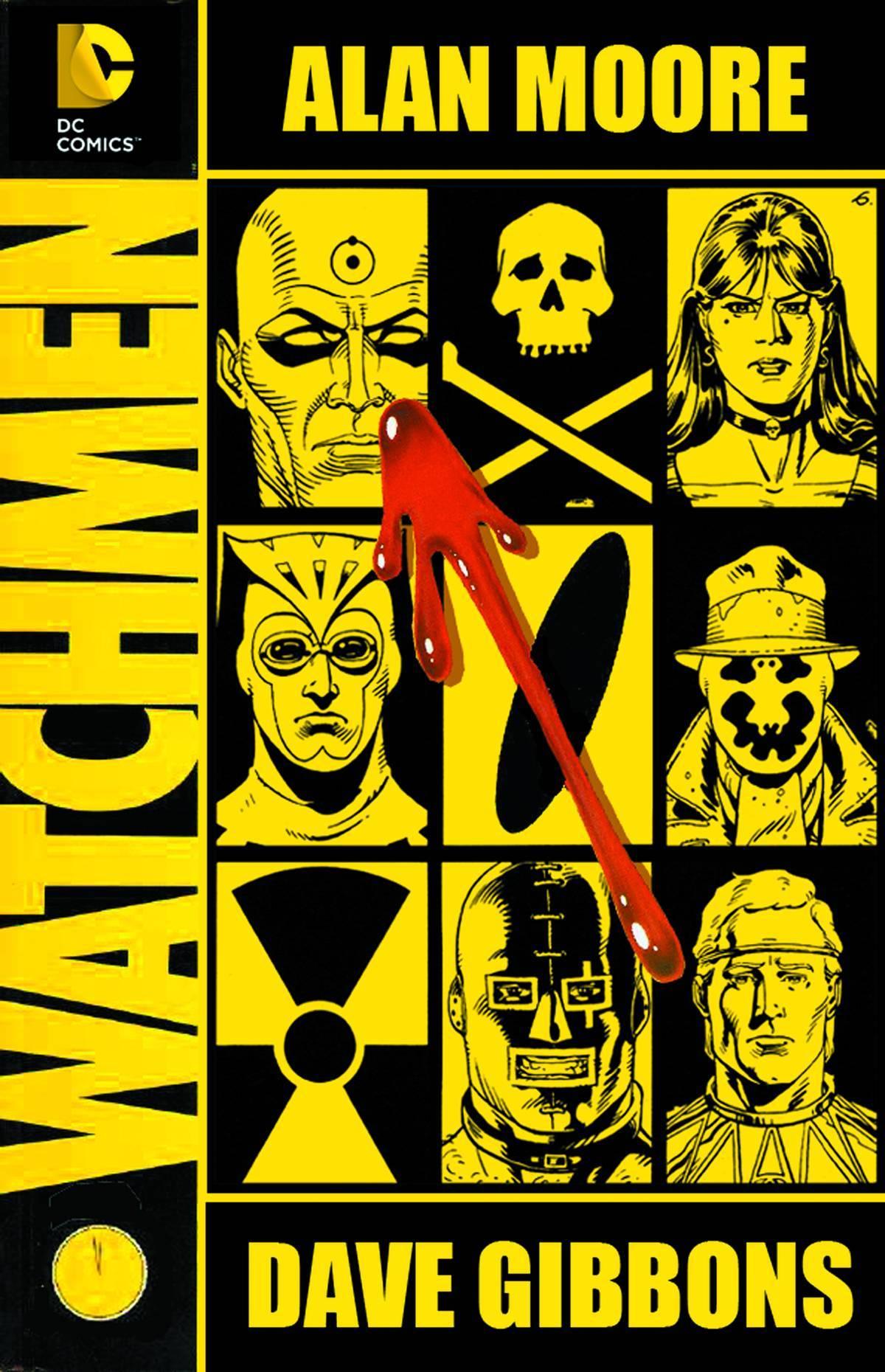 Watchmen TP International Edition