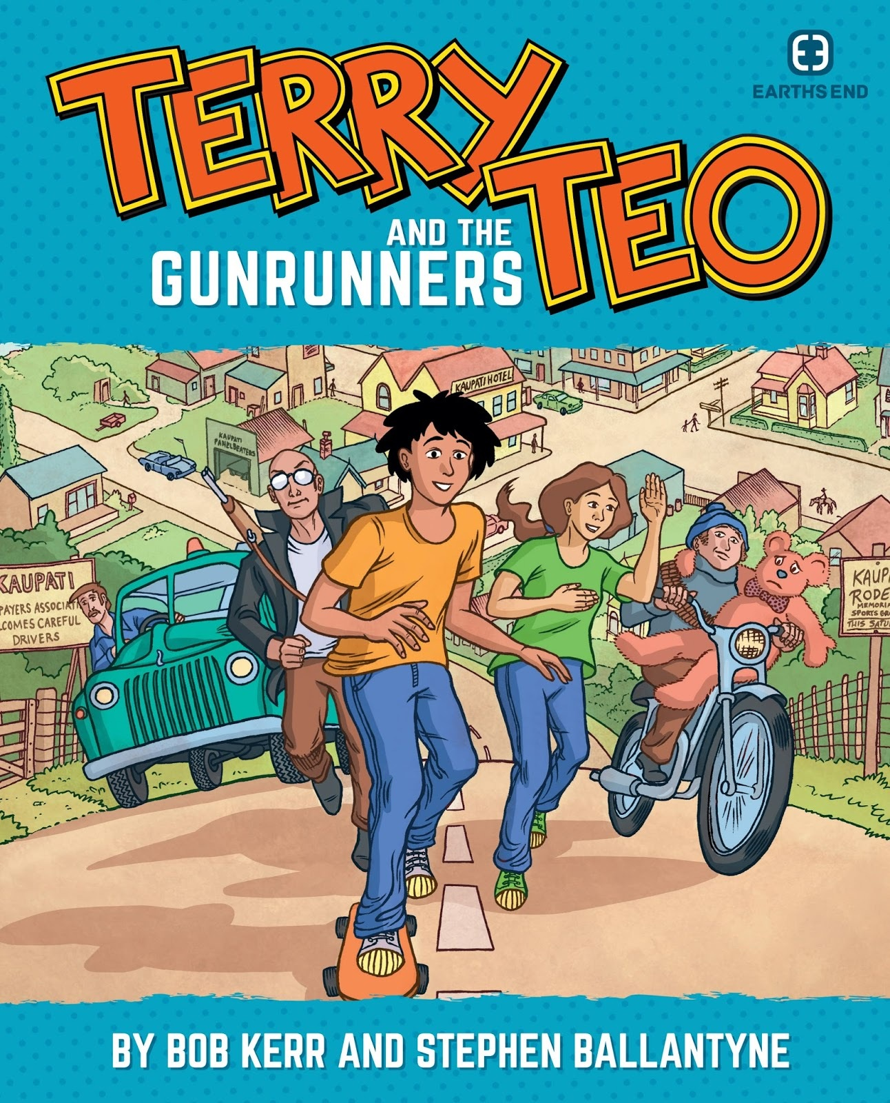 Terry Teo & The Gunrunners TP