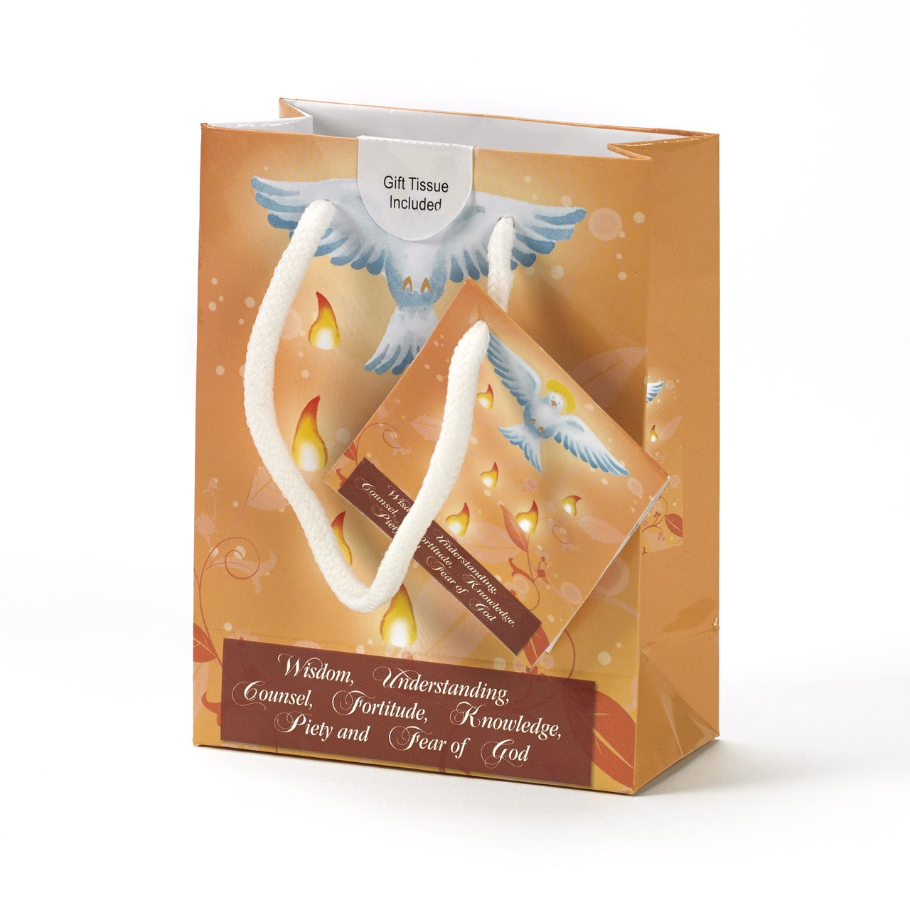 7 Gifts of the Holy Spirit - Confirmation - Gift Bag