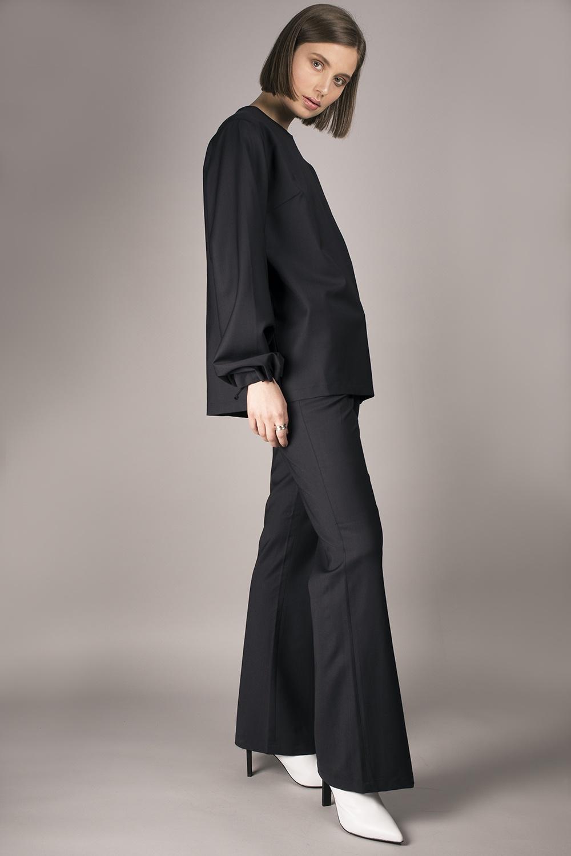 Moe Oslo - Flare Trousers Image