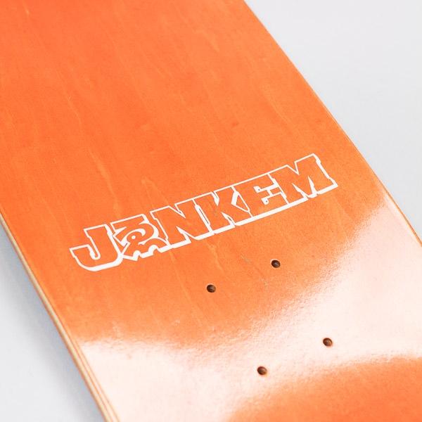 "Evisen Jenkem Vibes Magic Shape Deck 8.75"""