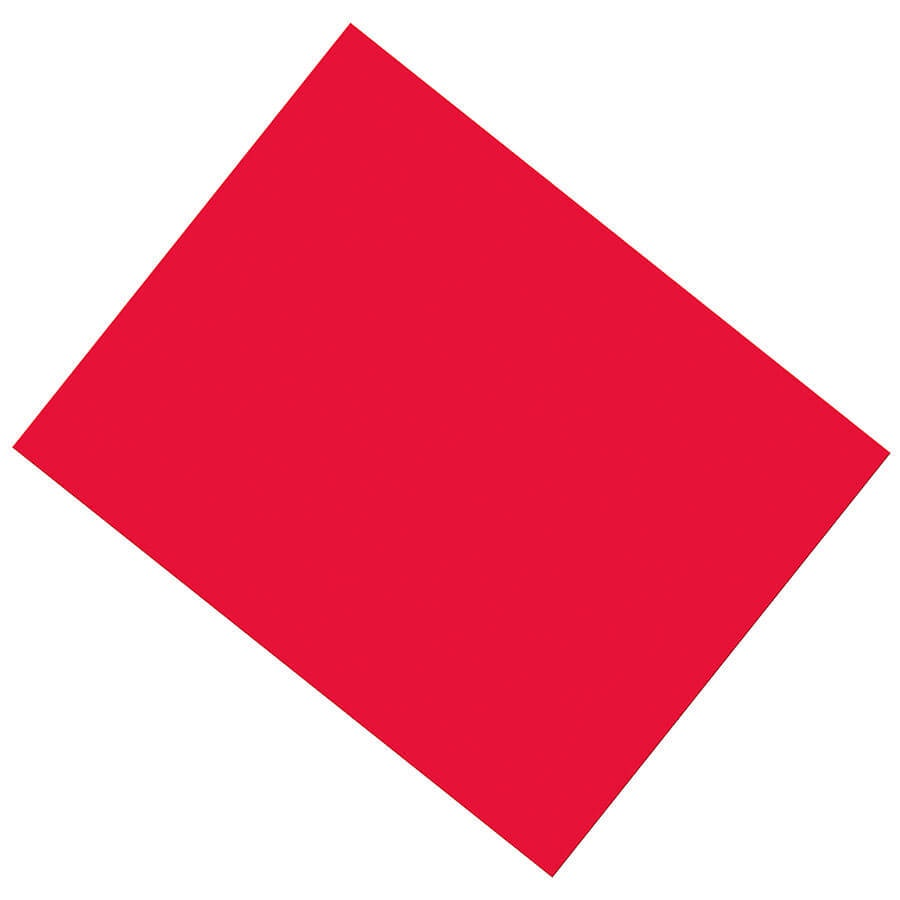 X PA 54751 POSTER BOARD RED