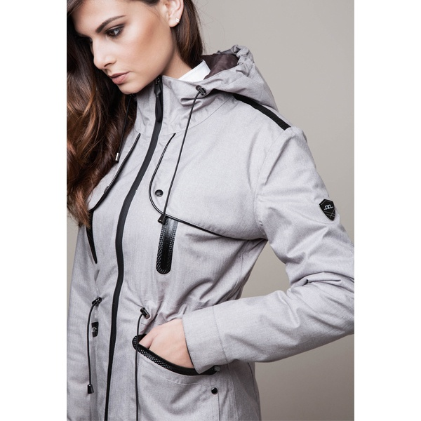 d25a19ae5ffd Alessandro Albanese. AA Ladies Padova Technical Water Proof Jacket