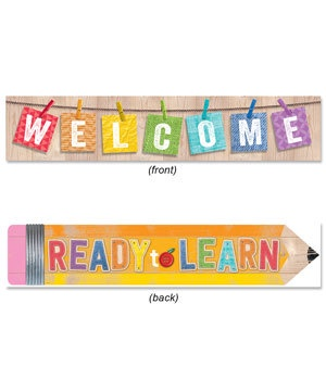 CTP 8150 UPCYCLE 2 SIDED BANNER