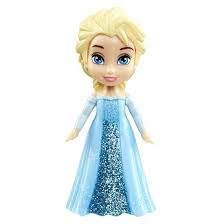 DISNEY FROZEN MINI TODDLER ELSA