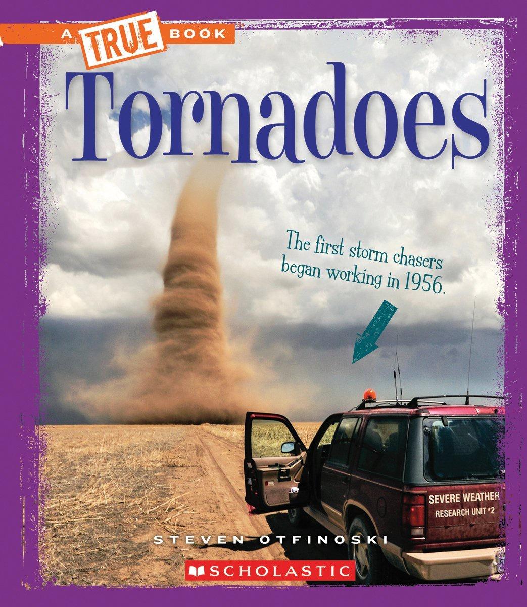 X SC ZAK647202 A TRUE BOOK TORNADOES