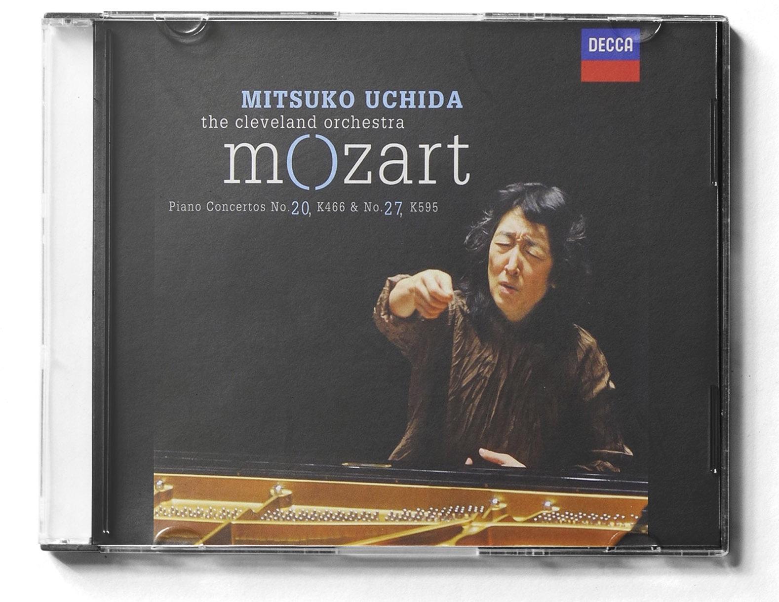 Mozart Piano Concertos No. 20 & 27