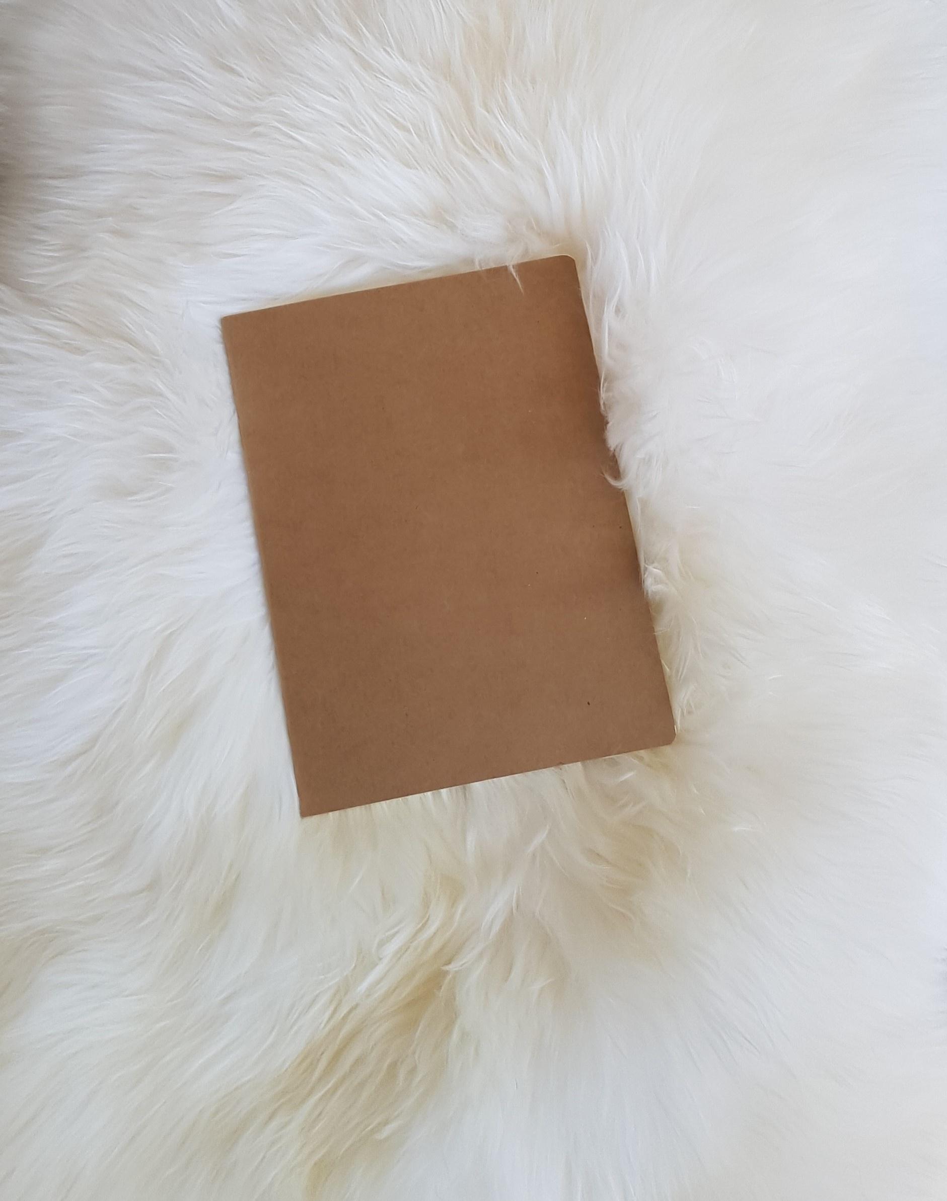 Frank A4 Soft Cover Notebook - Kraft