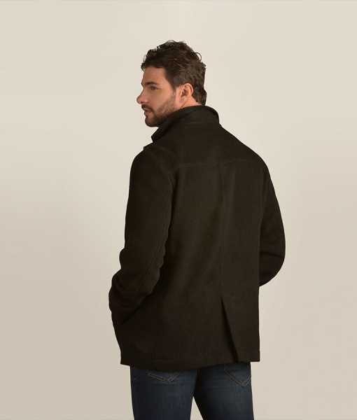 MEN'S TWO LAYERED JACKET