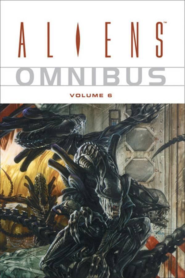 Aliens Omnibus Vol 06