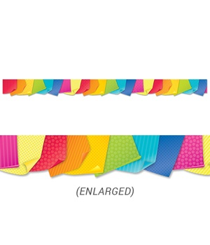CTP 8346 BOLD AND BRIGHT STICKY NOTES BORDER