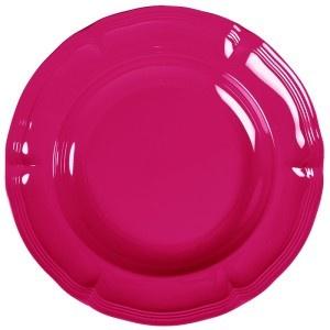 Ginger Vintage Dinner Plate Pink