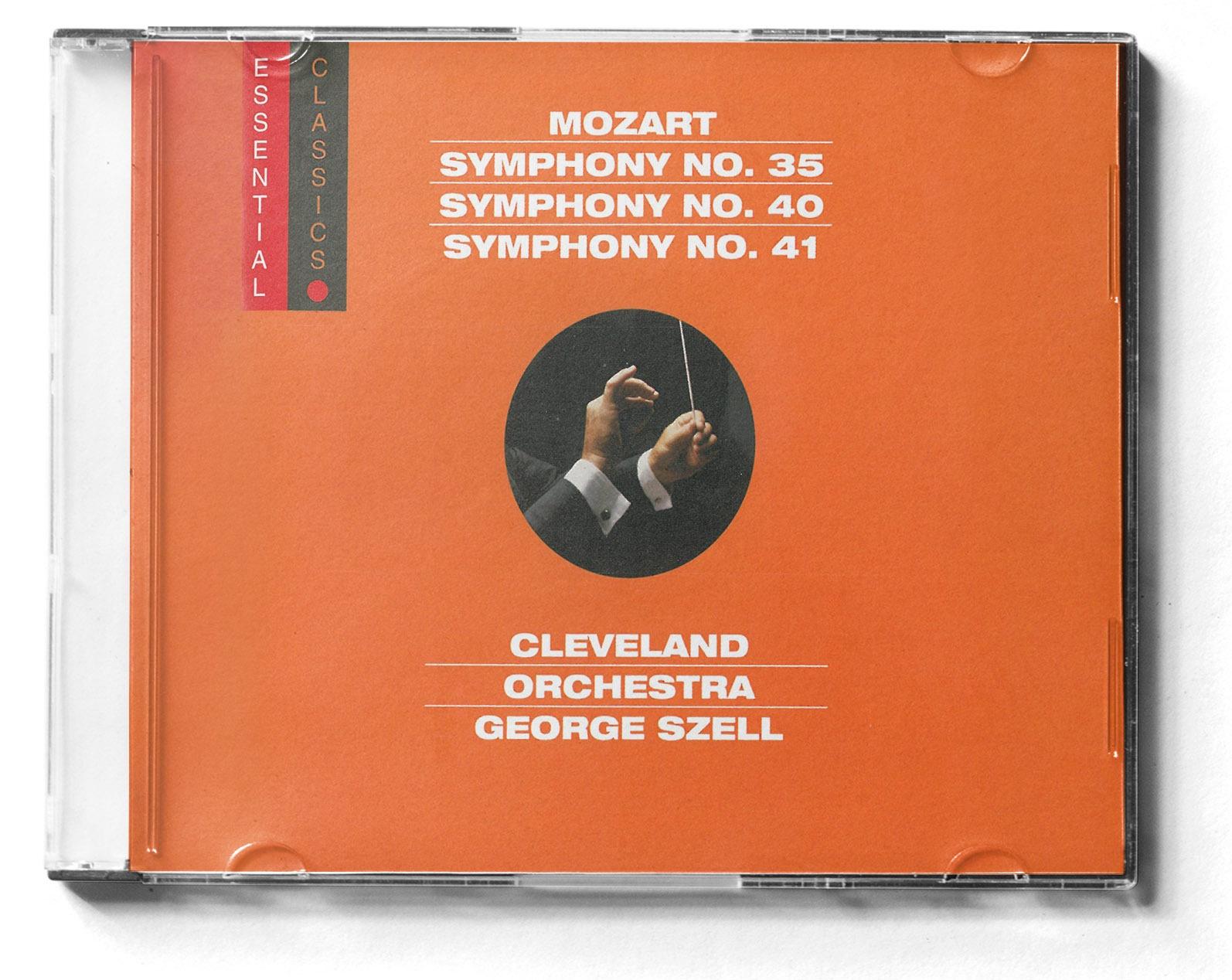 Mozart Symphonies No. 35, 40 & 41