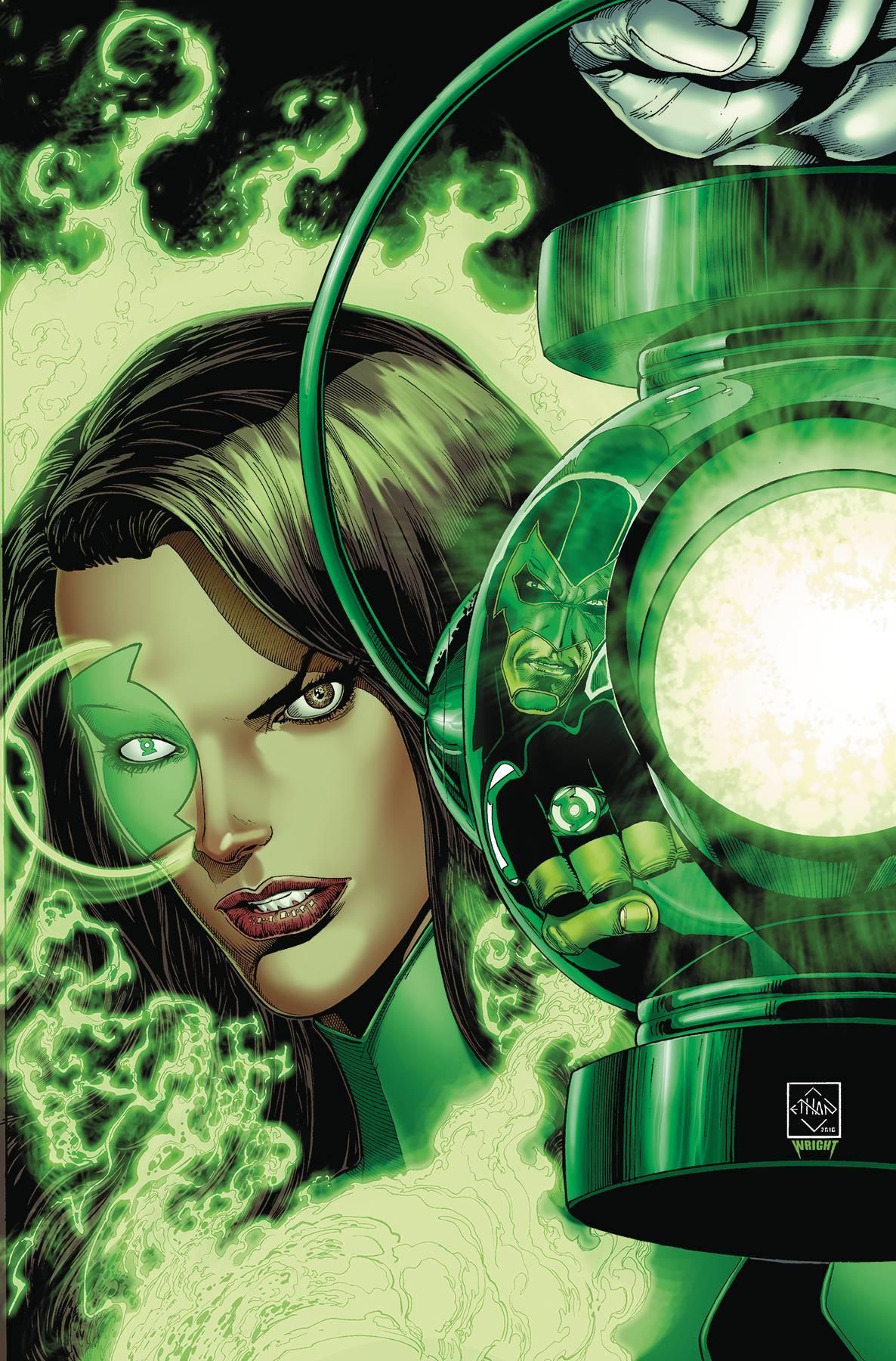 Green Lanterns Vol 01 Rage Planet (Rebirth)