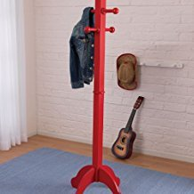 CLOTHES POLE RED