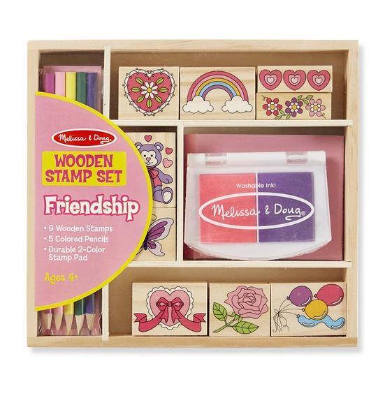 X MD 1632 FRIENDSHIP STAMP SET
