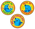 T 83440 SEAL OF APPROVAL STINKY STICKERS
