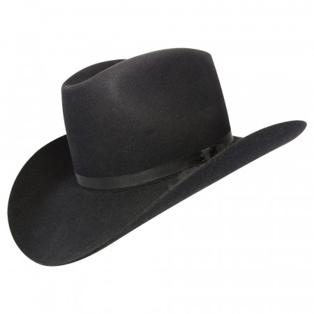534afdfdb2e Akubra  Bobby  Felt Hat Black
