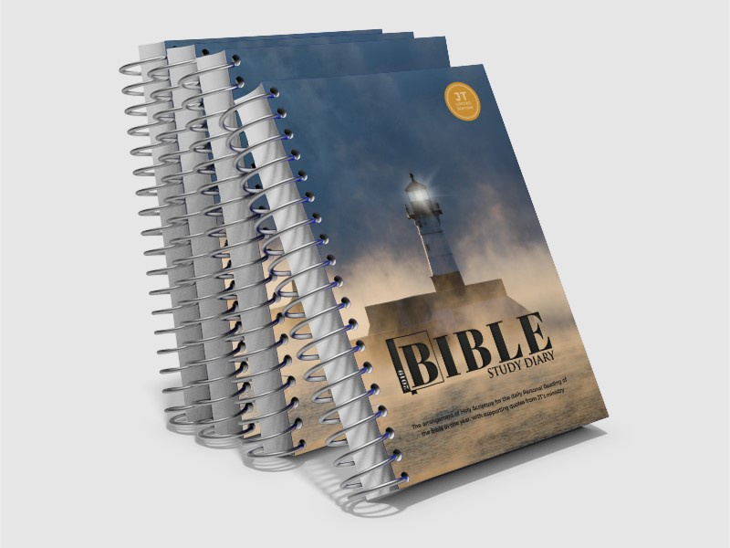 Bible Study Diary 2019