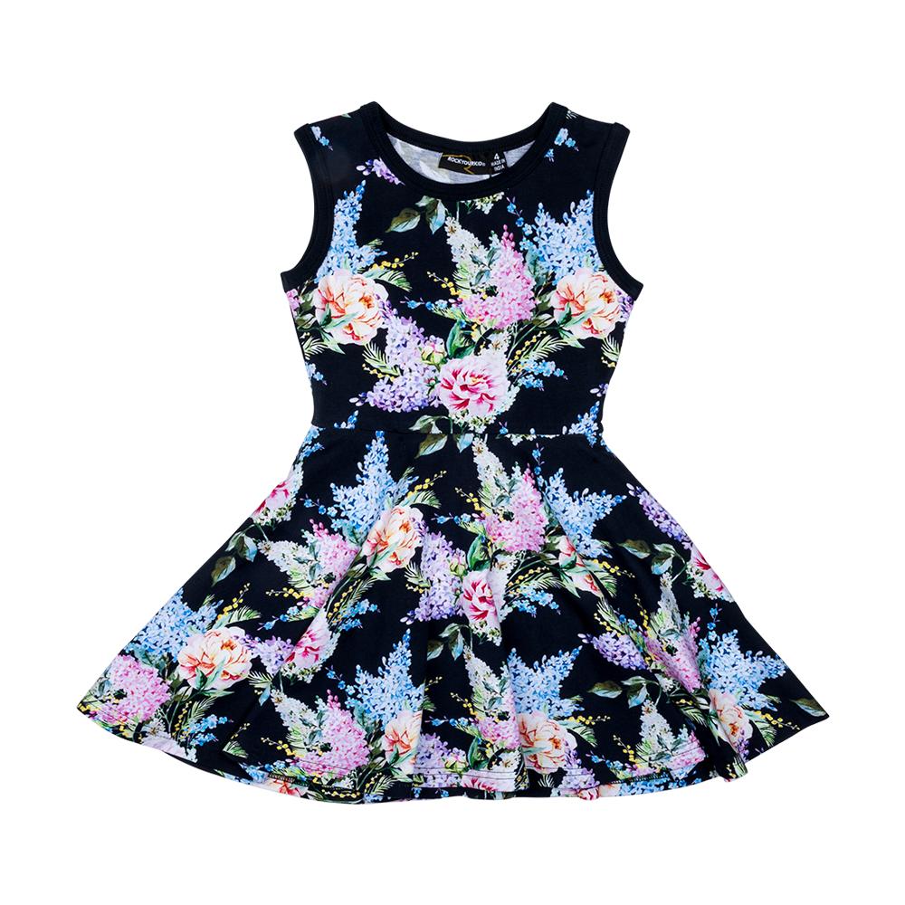 RYB Wisteria Waisted Dress