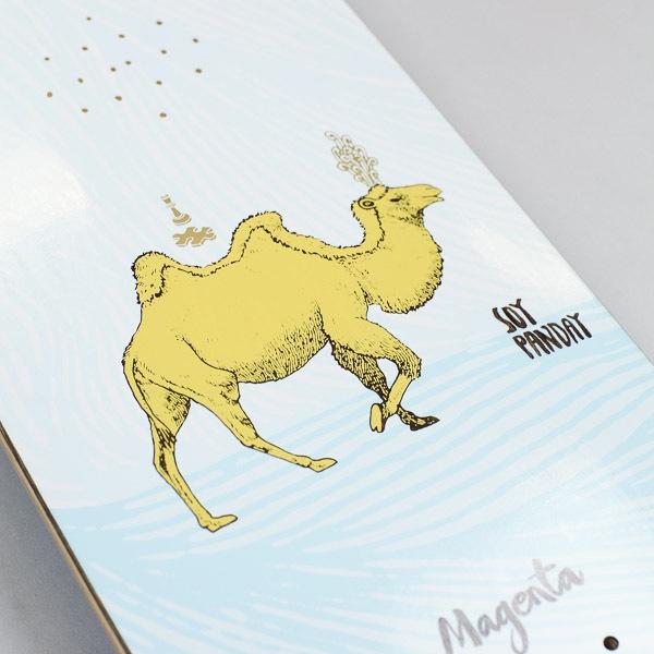 "Magenta Dream Panday Deck 8.25"""