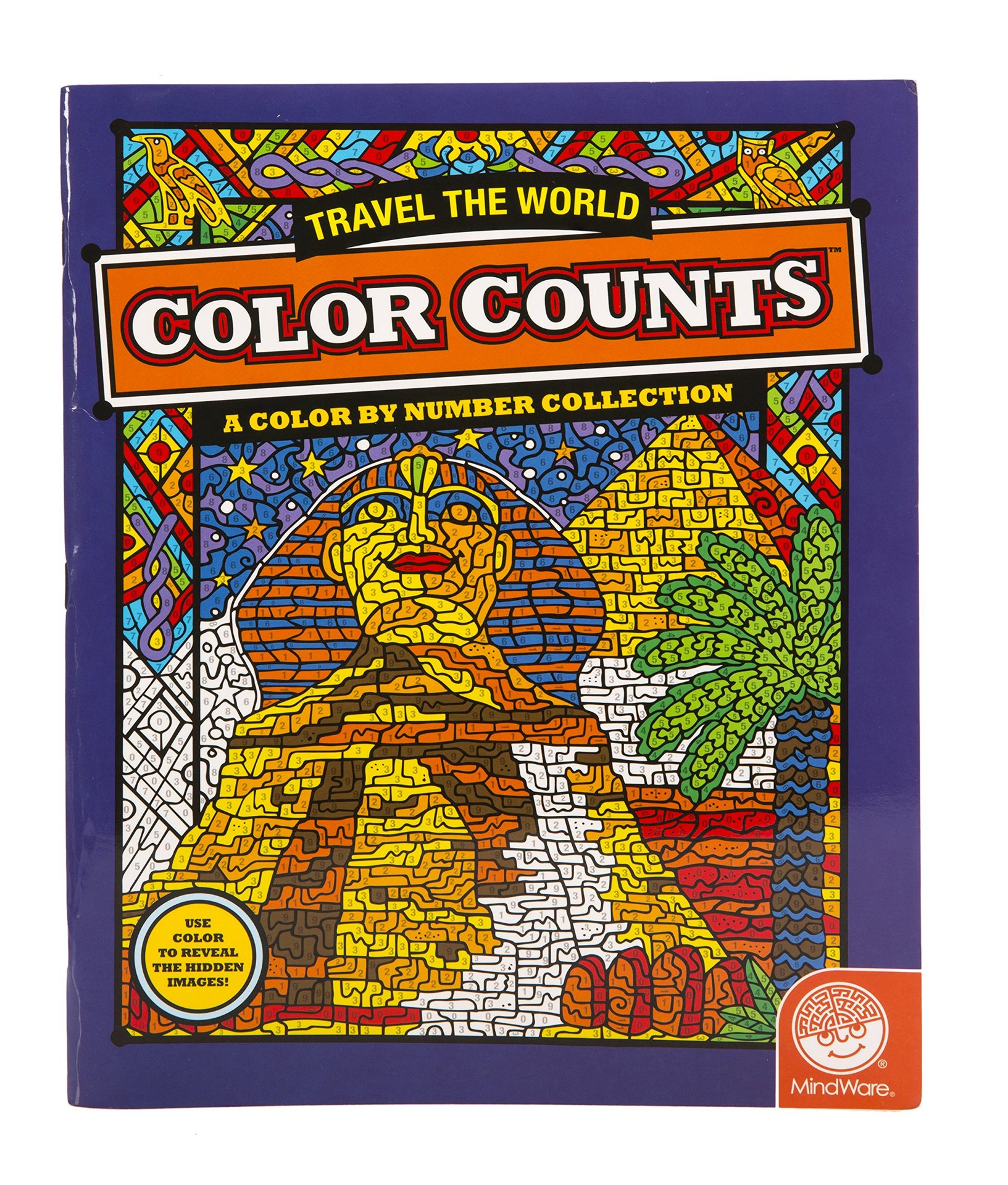 X MW 62005 COLOR COUNTS TRAVEL THE WORLD