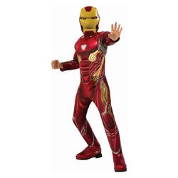 MARVEL AVENGERS INFINITY WAR IRON MAN -SIZE L 8-10 YEARS