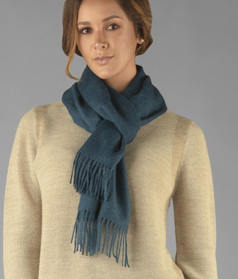 LONG BRUSHED SCARF M2527
