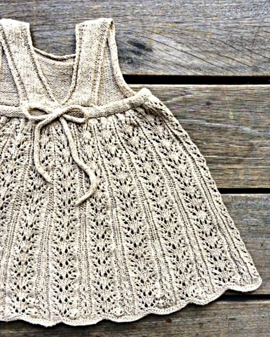 Summer Lace Dress Pattern