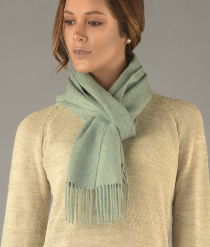 LONG BRUSHED SCARF M2548