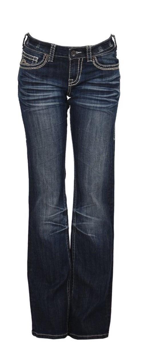 33acfc1aa21 Cowgirl Tuff Women s Jeans  No Limits  Dark Wash