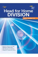 X SV 544250116 HEAD FOR HOME MATH SKILLS DIVISION 1
