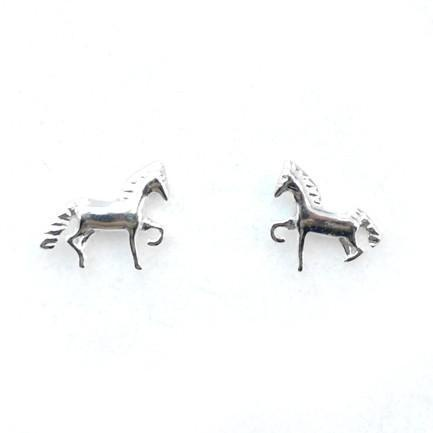 Lauren Hinkley Horse Earrings with Box