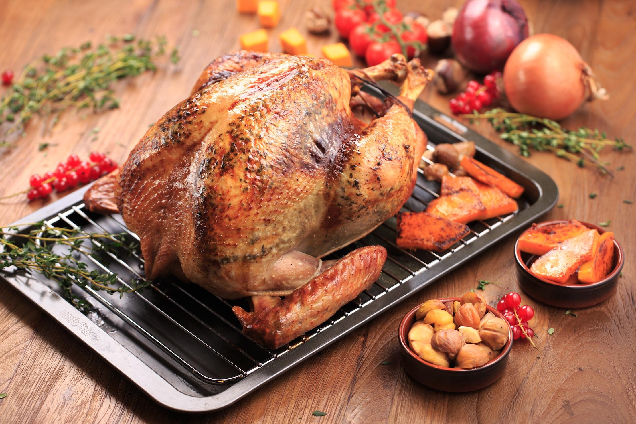 2017-12-21 Christmas Turkey