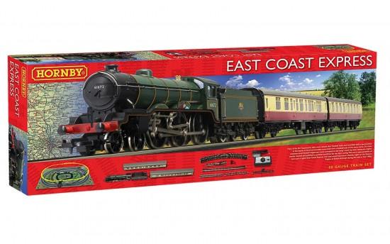 EAST COAST EXPRESS TRAIN SET